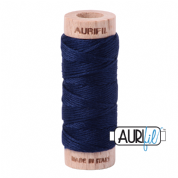Aurifloss - 6-strand cotton floss - 2784 (Dark Navy)
